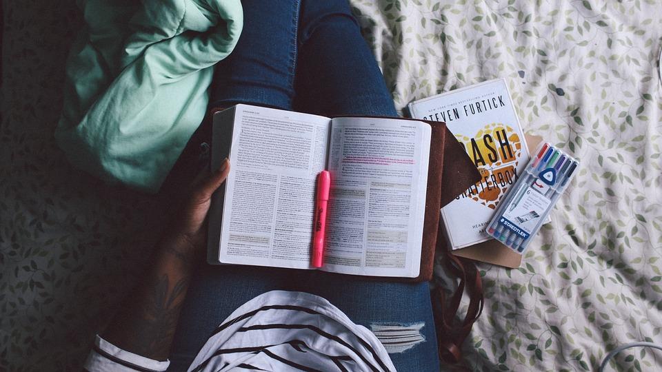 5 Bücher, die mir bei meiner Angststörung geholfen haben